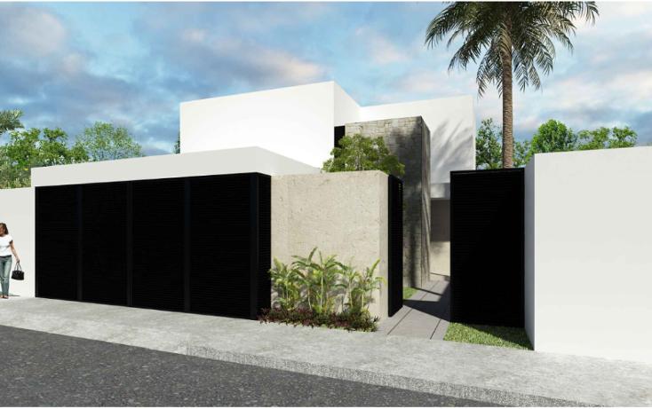 Foto de casa en venta en  , montebello, mérida, yucatán, 1110685 No. 01
