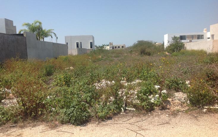 Foto de terreno habitacional en venta en  , montebello, mérida, yucatán, 1111009 No. 01