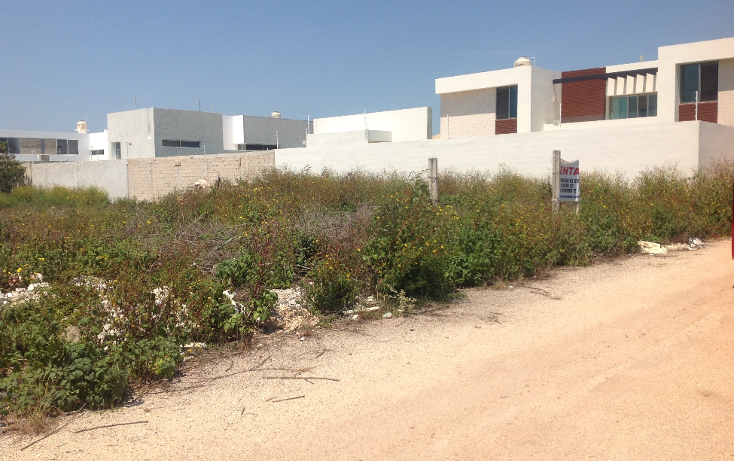 Foto de terreno habitacional en venta en  , montebello, mérida, yucatán, 1111009 No. 03