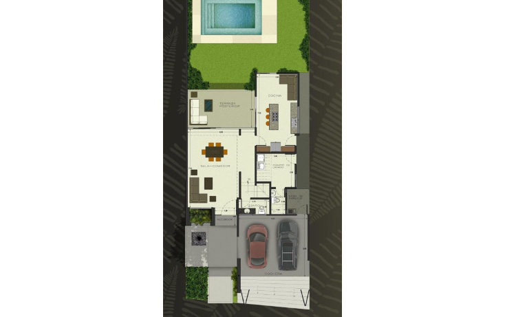 Foto de casa en venta en  , montebello, mérida, yucatán, 1112139 No. 09