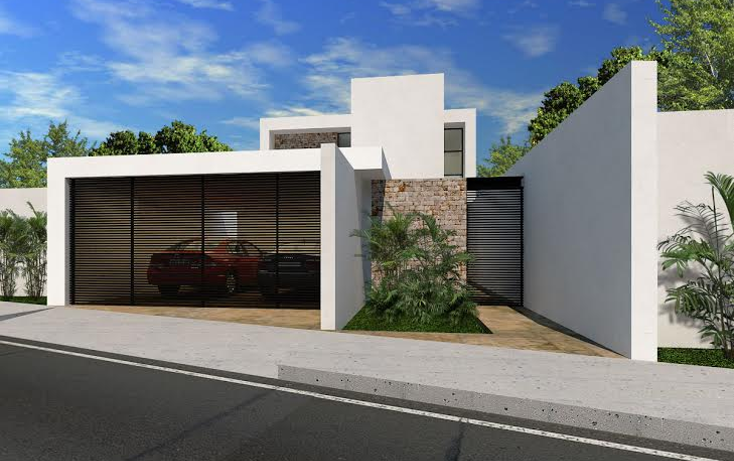 Foto de casa en venta en  , montebello, mérida, yucatán, 1113555 No. 01