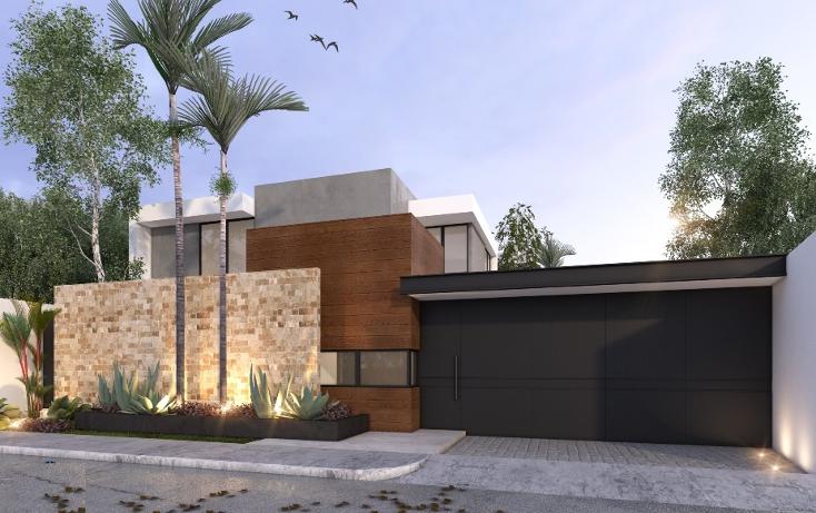 Foto de casa en venta en  , montebello, mérida, yucatán, 1116905 No. 01