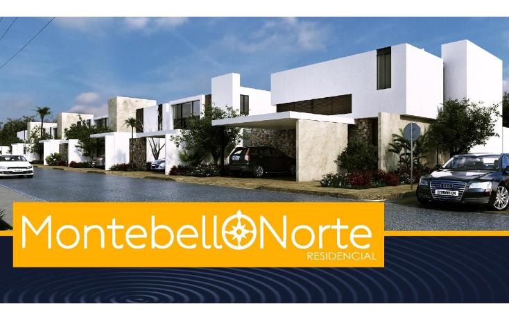 Foto de casa en venta en  , montebello, mérida, yucatán, 1117331 No. 01
