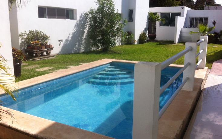 Foto de departamento en renta en  , montebello, mérida, yucatán, 1120981 No. 02