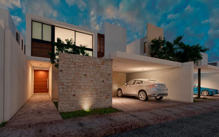 Foto de casa en venta en  , montebello, mérida, yucatán, 1127513 No. 01