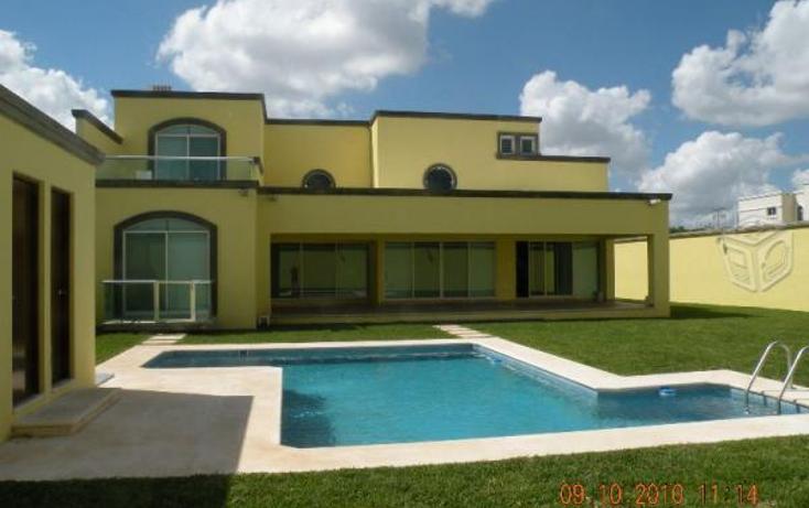 Foto de casa en venta en  , montebello, mérida, yucatán, 1129221 No. 01