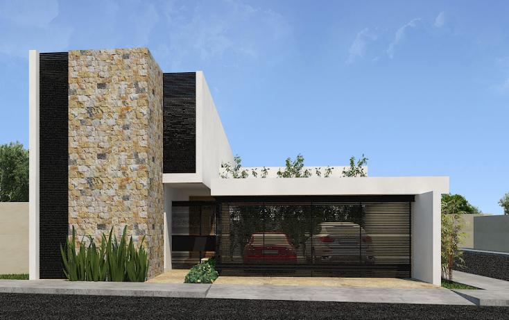 Foto de casa en venta en  , montebello, mérida, yucatán, 1134353 No. 01