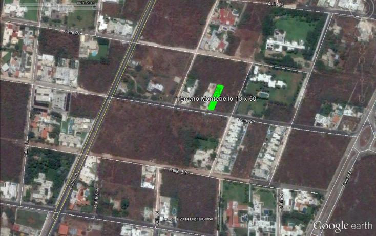 Foto de terreno habitacional en venta en  , montebello, mérida, yucatán, 1135631 No. 01