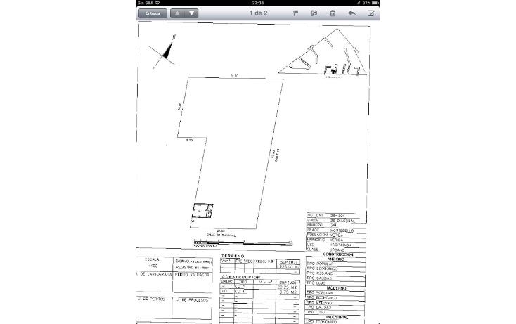 Foto de terreno comercial en venta en  , montebello, mérida, yucatán, 1136143 No. 01