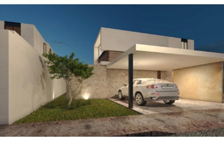 Foto de casa en venta en  , montebello, mérida, yucatán, 1136401 No. 01