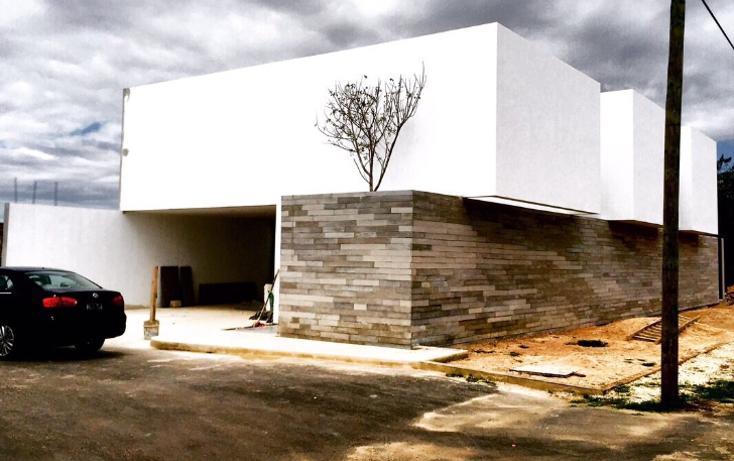 Foto de casa en venta en  , montebello, mérida, yucatán, 1142653 No. 01