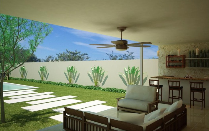 Foto de casa en venta en  , montebello, mérida, yucatán, 1143413 No. 01