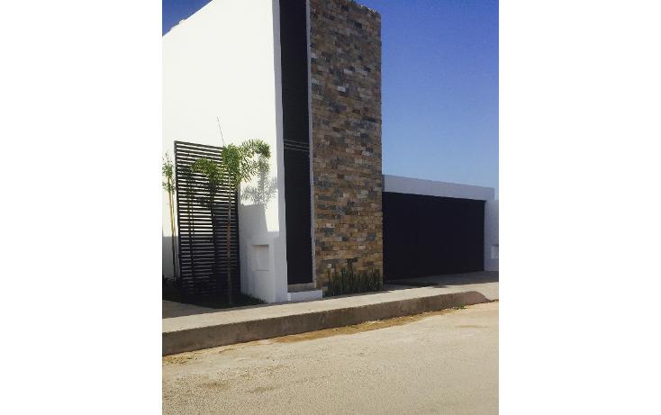 Foto de casa en venta en  , montebello, mérida, yucatán, 1146665 No. 01