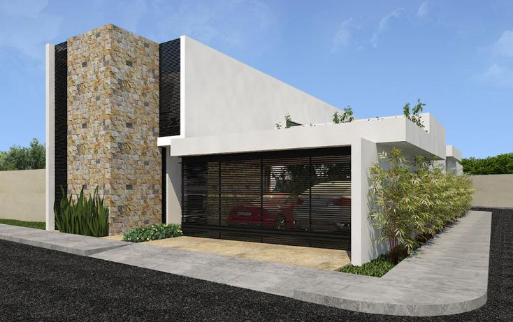 Foto de casa en venta en  , montebello, mérida, yucatán, 1147943 No. 01
