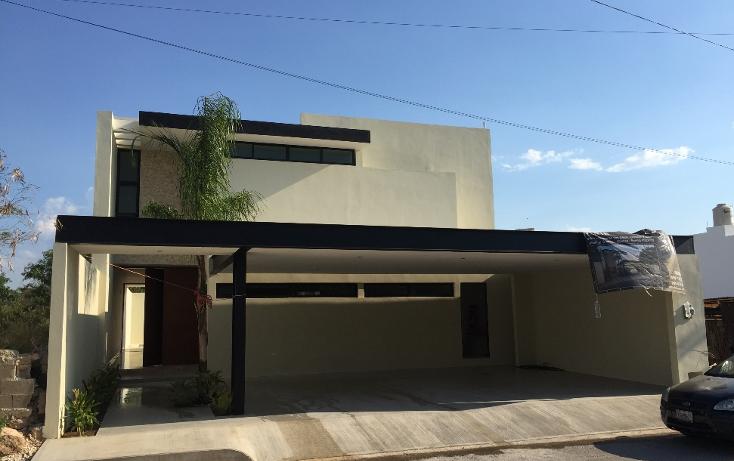 Foto de casa en venta en  , montebello, mérida, yucatán, 1163617 No. 01