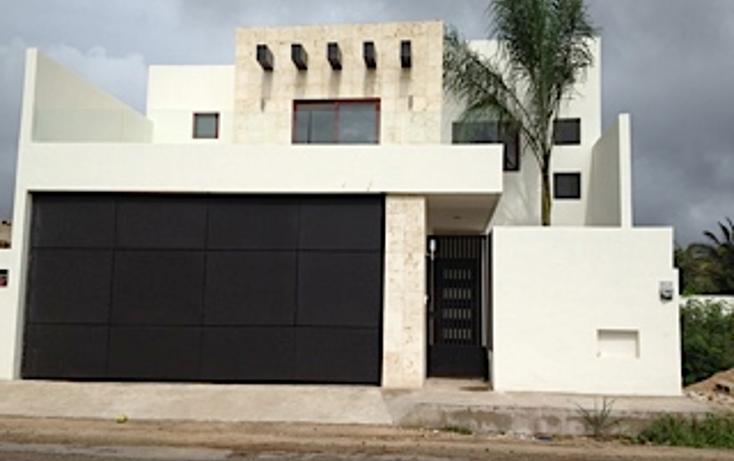 Foto de casa en venta en  , montebello, mérida, yucatán, 1165319 No. 01