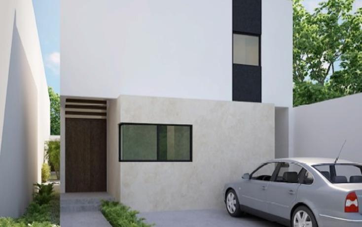 Foto de casa en venta en  , montebello, mérida, yucatán, 1167181 No. 01