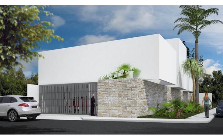 Foto de casa en venta en  , montebello, mérida, yucatán, 1170241 No. 01