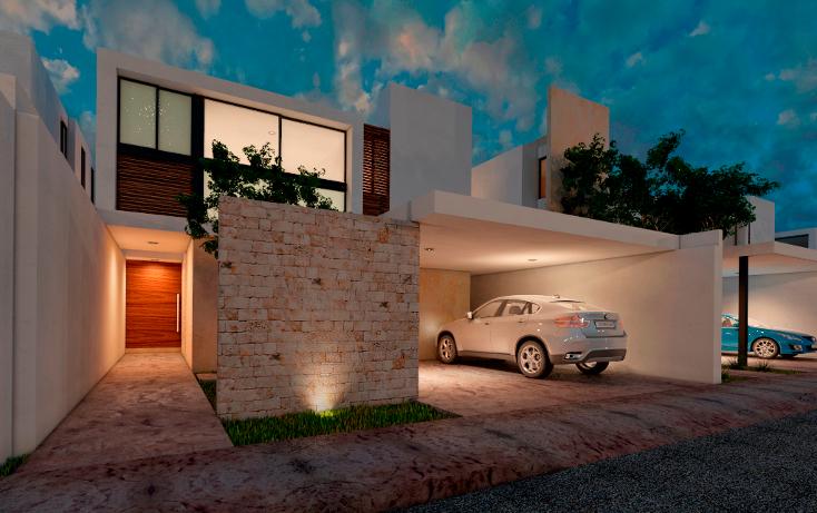 Foto de casa en venta en  , montebello, mérida, yucatán, 1171093 No. 01