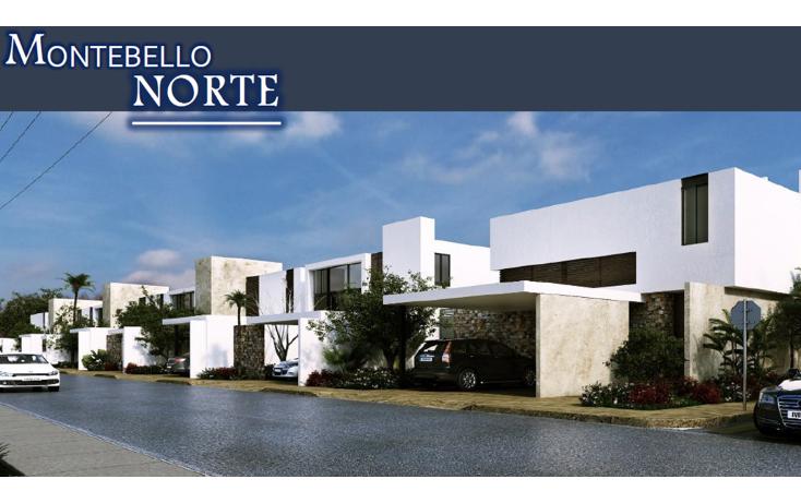 Foto de casa en venta en  , montebello, mérida, yucatán, 1171093 No. 03