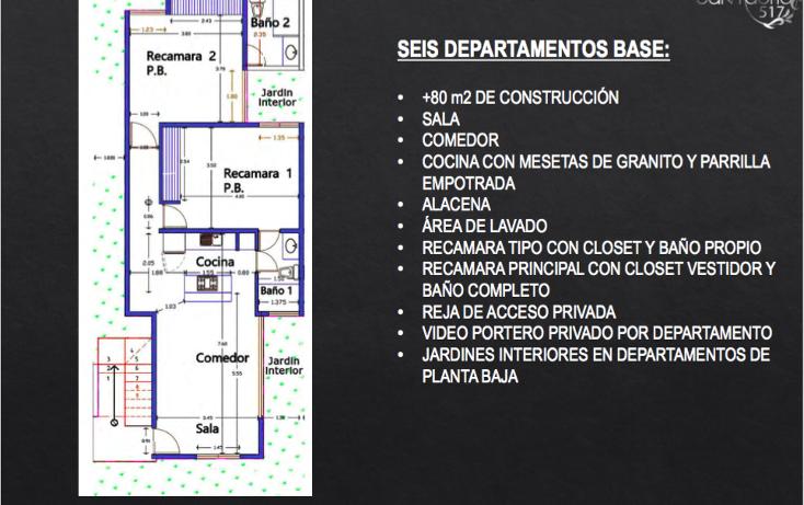Foto de departamento en venta en  , montebello, mérida, yucatán, 1174149 No. 06