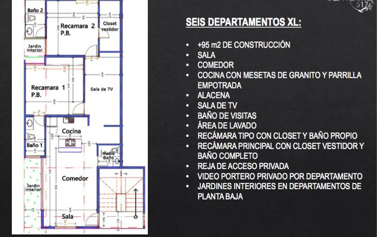 Foto de departamento en venta en  , montebello, mérida, yucatán, 1174149 No. 08