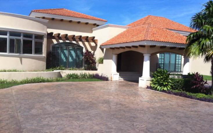 Foto de casa en venta en  , montebello, mérida, yucatán, 1178591 No. 01