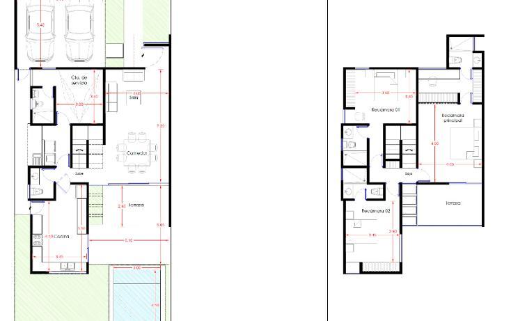 Foto de casa en venta en  , montebello, mérida, yucatán, 1179113 No. 04