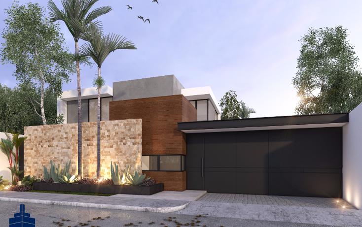 Foto de casa en venta en  , montebello, mérida, yucatán, 1182999 No. 01
