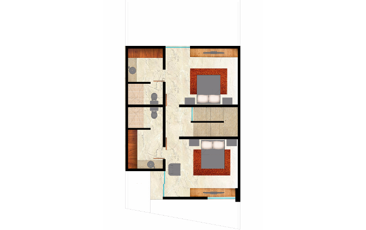 Foto de casa en venta en  , montebello, mérida, yucatán, 1182999 No. 04