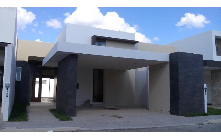 Foto de casa en venta en  , montebello, mérida, yucatán, 1183381 No. 01