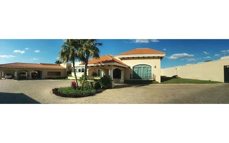 Foto de casa en venta en  , montebello, mérida, yucatán, 1183535 No. 01