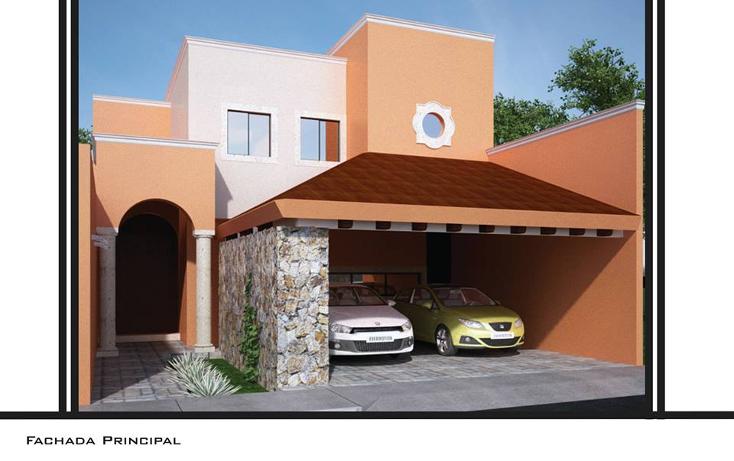 Foto de casa en venta en  , montebello, mérida, yucatán, 1192653 No. 01