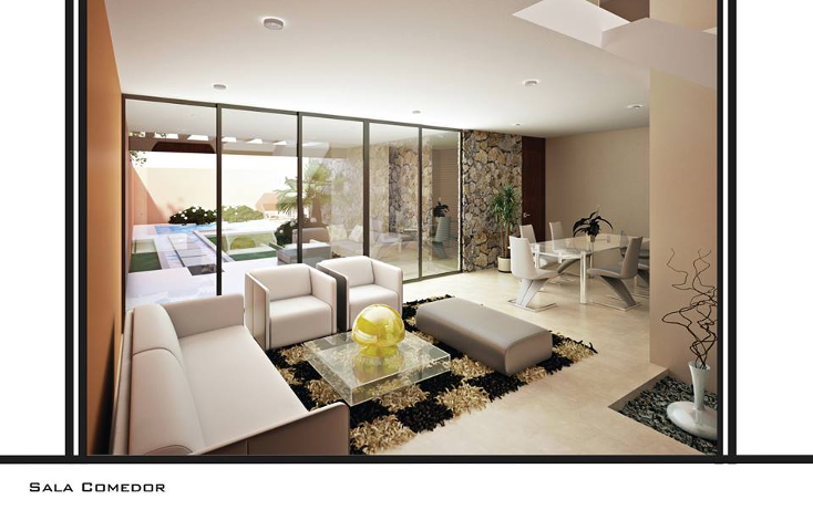Foto de casa en venta en  , montebello, mérida, yucatán, 1192653 No. 04