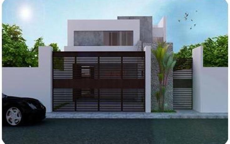 Foto de casa en venta en  , montebello, mérida, yucatán, 1194063 No. 01