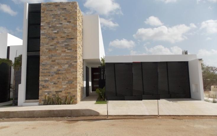 Foto de casa en venta en  , montebello, mérida, yucatán, 1197833 No. 01