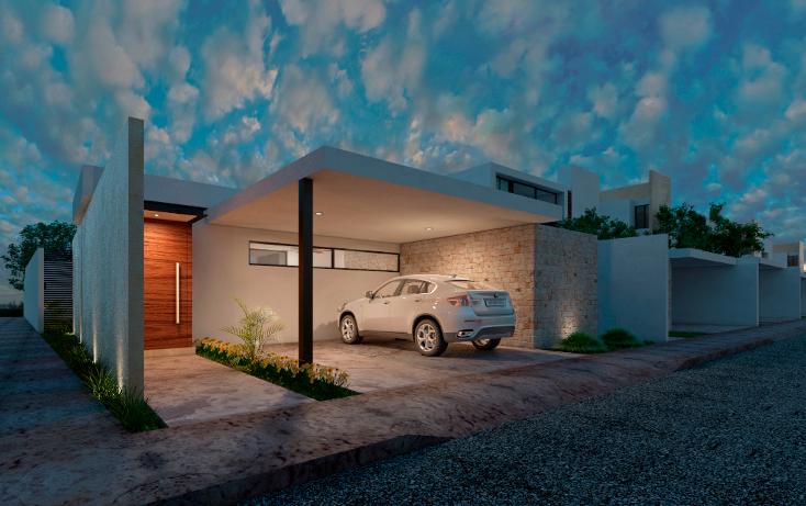 Foto de casa en venta en  , montebello, m?rida, yucat?n, 1198675 No. 01