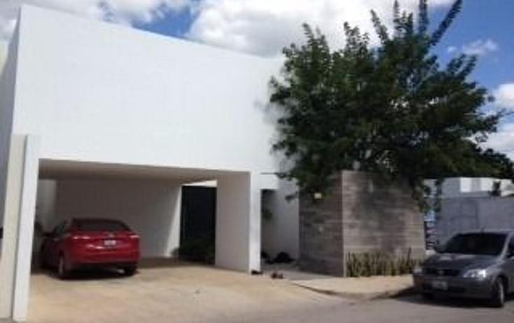 Foto de casa en venta en  , montebello, mérida, yucatán, 1203349 No. 01