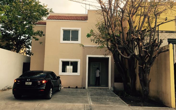 Foto de casa en venta en  , montebello, mérida, yucatán, 1203705 No. 01
