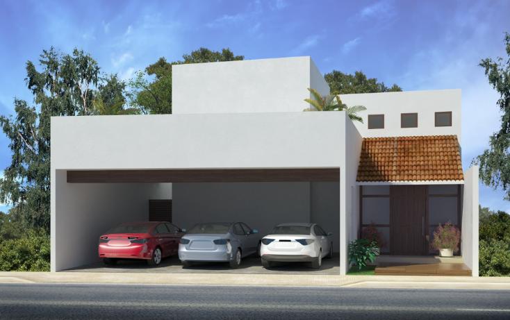 Foto de casa en venta en  , montebello, mérida, yucatán, 1207363 No. 01