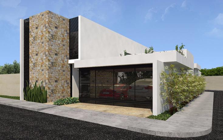 Foto de casa en venta en  , montebello, mérida, yucatán, 1226759 No. 01