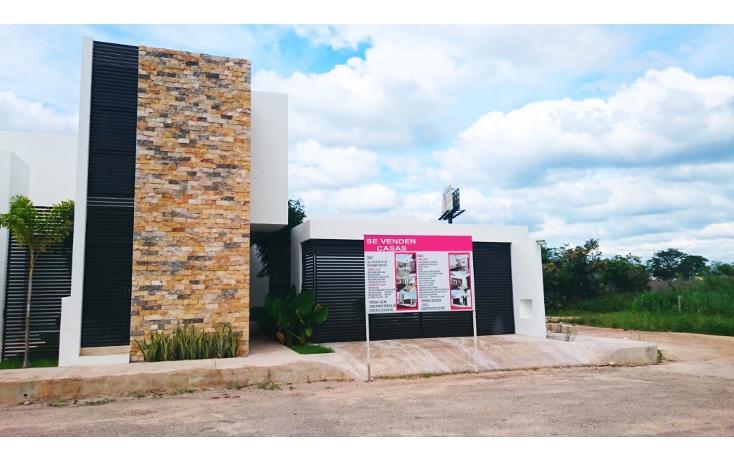 Foto de casa en venta en  , montebello, mérida, yucatán, 1226759 No. 03