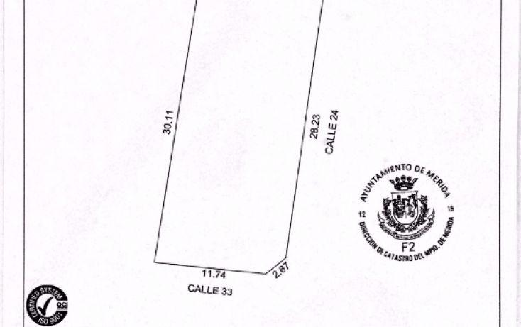 Foto de terreno habitacional en venta en, montebello, mérida, yucatán, 1231623 no 01
