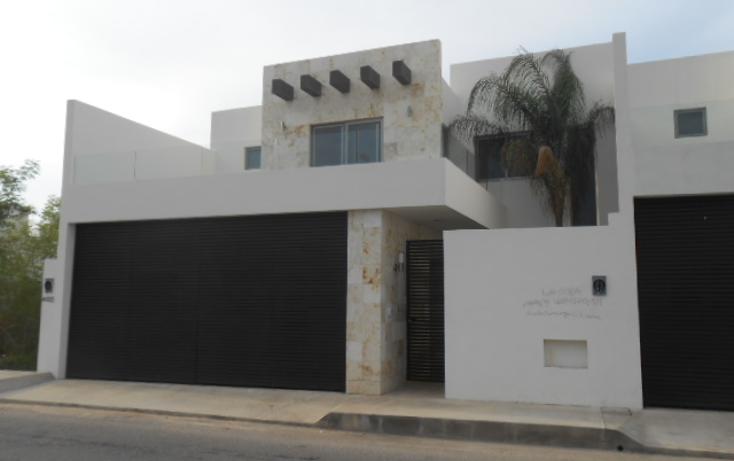 Foto de casa en venta en  , montebello, mérida, yucatán, 1239583 No. 01