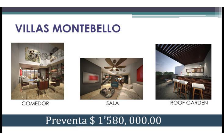 Foto de casa en venta en  , montebello, mérida, yucatán, 1246803 No. 02