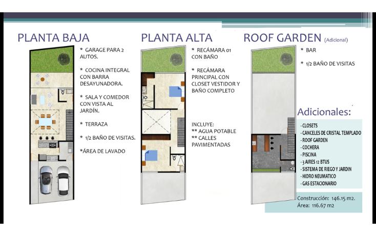 Foto de casa en venta en  , montebello, mérida, yucatán, 1246803 No. 04