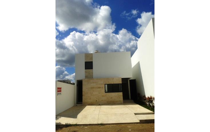 Foto de casa en venta en  , montebello, m?rida, yucat?n, 1251917 No. 01