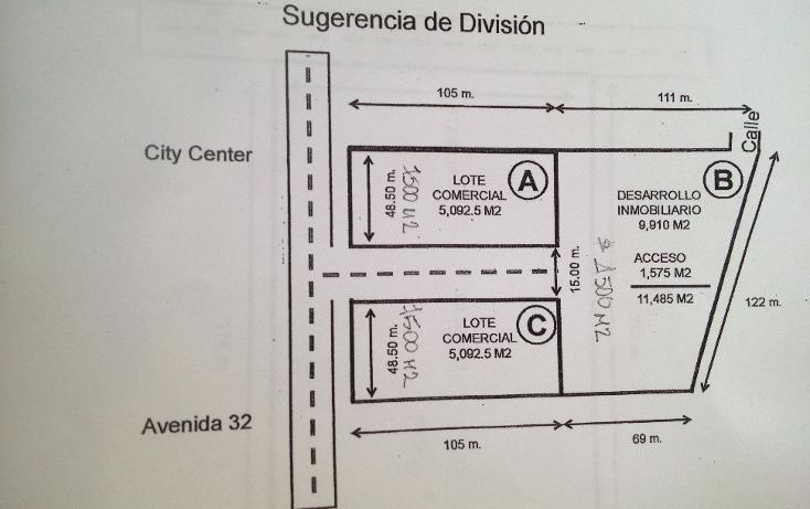 Foto de terreno habitacional en venta en  , montebello, mérida, yucatán, 1252363 No. 04