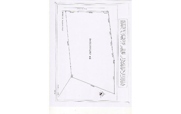 Foto de terreno habitacional en venta en  , montebello, mérida, yucatán, 1252363 No. 05
