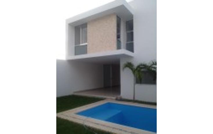 Foto de casa en venta en  , montebello, mérida, yucatán, 1252455 No. 01